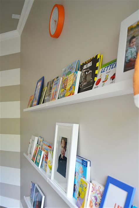 ikea ribba picture ledge sita montgomery interiors ikea ribba picture ledge turned book shelf