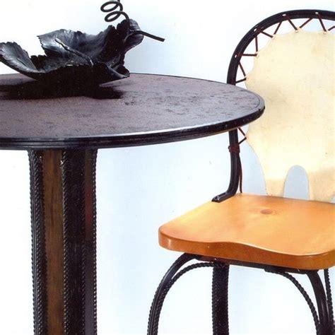 handmade iron bar stools custom reata bar stools by iron mountain anvil