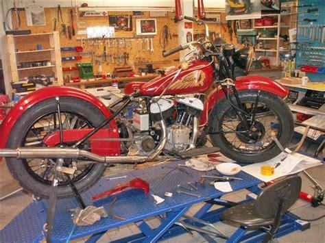 Classic Motorrad Club by Indientreffen