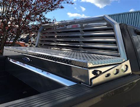 Protech Headache Racks by Cabguard Empire Truck Works