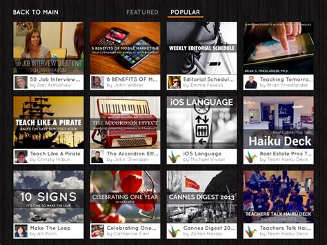 presentation software that inspires haiku deck creative presentation ideas a guide to the haiku deck