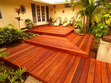 Tiger Deck by Wood Decking Soft Wood Decking
