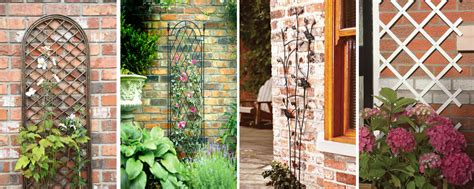 Decorative Watering Cans by Metal Garden Trellis Panels Garden Wall Trellis Plant