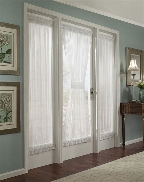 how to hang curtains on french doors curtains for french doors ideas also love this style