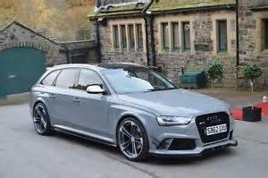 Audi A4 B8 Audi Rs4 Kit For Audi A4 B8 Avant Estate Ebay