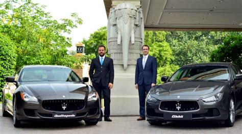 maserati bangalore mamma maserati to re enter india soon the indian