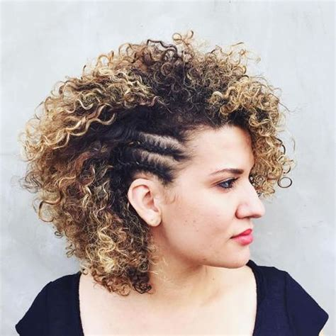 curly hairstyles on relaxed hair 2018 permed hairstyles for short hair best 32 curly