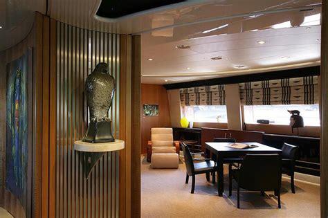 luxury sailing yacht maltese falcon idesignarch interior design architecture interior