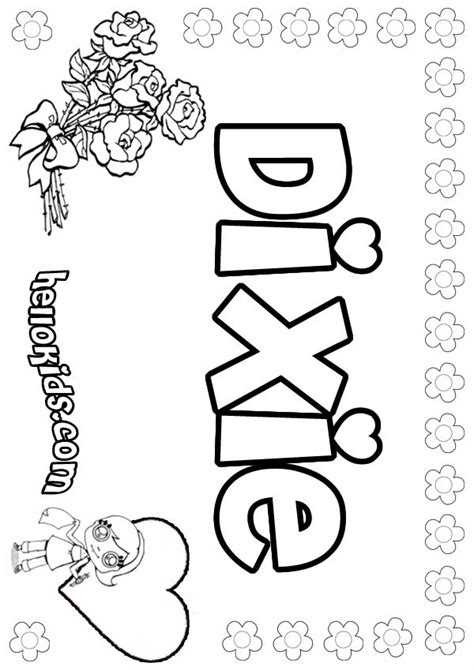 dixie fox and the hound coloring pages coloring pages