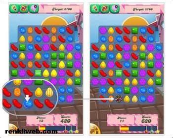 candy crush saga oyunu oyna