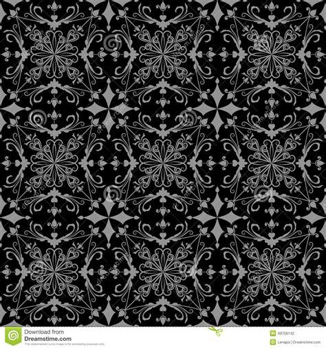 pattern black grey black and grey wallpaper pattern stock vector image