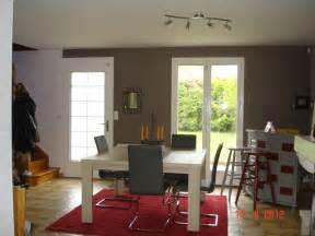 salon salle 224 manger peinture 2 couleurs