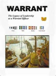 warrant officer history book wo historical foundation