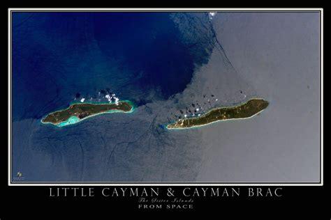 cayman cayman brac islands  space satellite