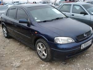 Opel Astra 2000 2000 Opel Astra Pictures For Sale