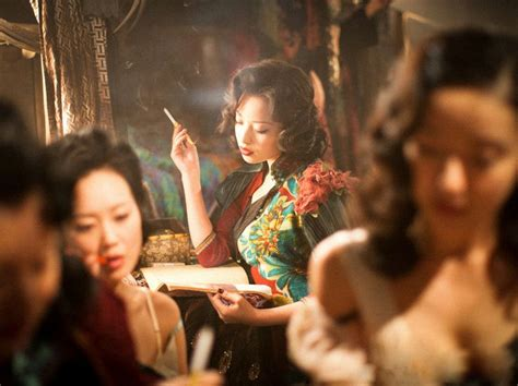 film cina flower cheongsam qi pao旗袍 in chinese films the flowers of war
