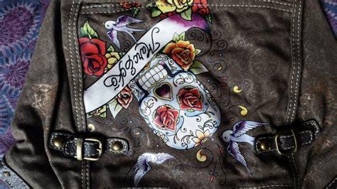 tattoo prices cork genuine marc ecko tattoo design skull handbag for sale in