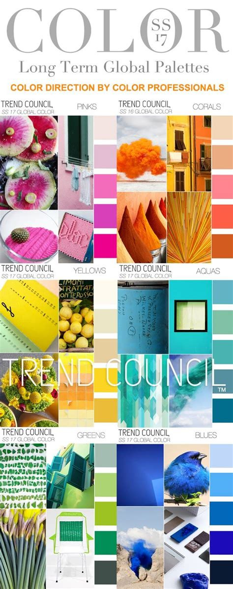 trending color palettes for 2017 122 best images about ss 2017 trends on pinterest tibet