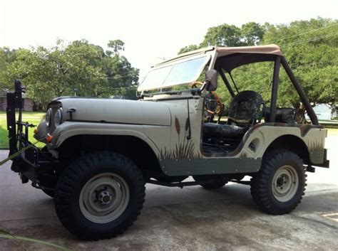 1964 Willys Jeep 1964 Willys Jeep Restored Louisiana Sportsman