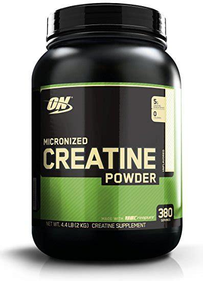 creatine zonder trainen creatine fitness lifestyle