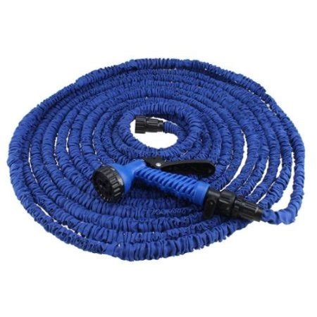 100ft Garden Hose by Agptek 100ft Expandable Garden Hose With Spray Nozzle For