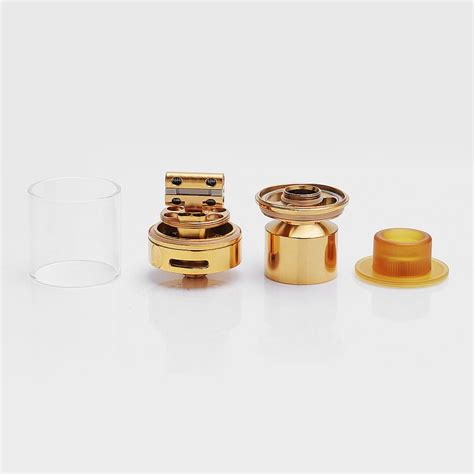 The Troll Rta Golden Edition Authentic By Wotofo authentic wotofo the troll rta gold 5ml 24mm rebuildable