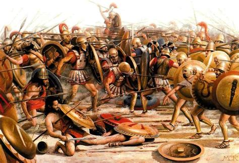 spartani contro persiani the battle of leuctra the thebans defeated the spartans