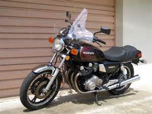 Suzuki Gs850g 1983 Suzuki Gs850g By Claimjumper On Deviantart