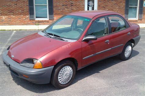 1989 Geo Metro Commercial I 1989 Geo Metro Information And Photos Momentcar