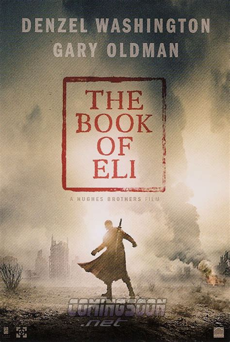 The Book Of Eli Is He Blind new releases the book of eli