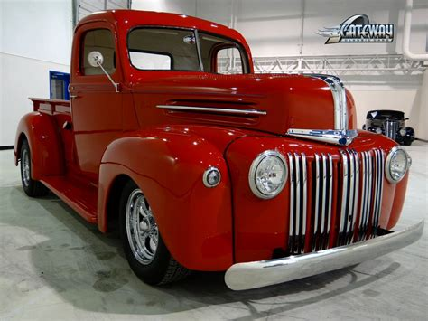 1946 Ford Truck by 1946 Ford Information And Photos Momentcar