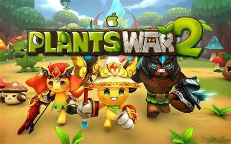 download mod game plants war plants war 2 for android free download plants war 2 apk