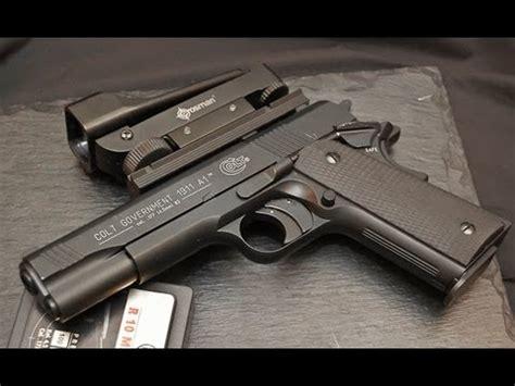 Kwc Jericho 177 Co2 most powerful co2 air pistol 4 5mm airgun jericho 9