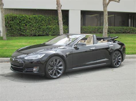 Tesla Roadster Convertible Tesla Model S Convertible