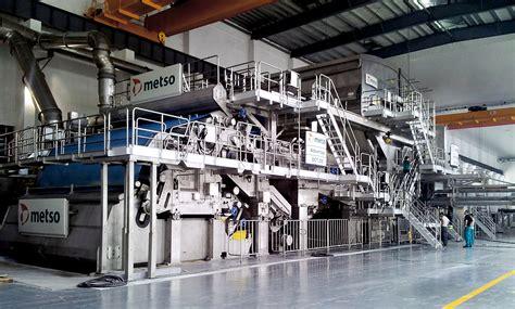 Valmet Paper Machine Image Gallery Metso Paper