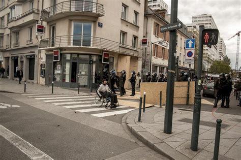 banken in frankreich aus angst vor demonstranten werden die banken in