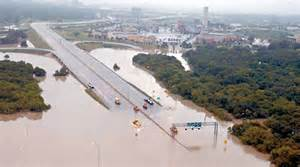 Flooding In Tx Large Totals And Flooding Hit And Louisiana In