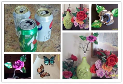 How To Make Recycled Decorations by Diy Creative Decorations From Recycled Tin Cans Recycled