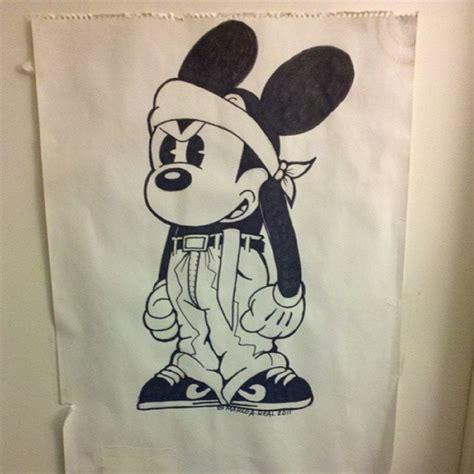 cholo mickey mouse cholo wizard cholowiz13 mickeymouse