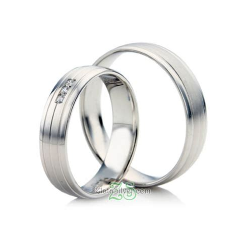 Cincin Kawin Nikah Tunangan Pasangan Palladium50 3 cincin kawin irasarala zlata silver