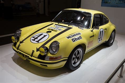 Porsche 2 5 St by Porsche 911 St 2 5 Chassis 911 230 0538 2016 Techno