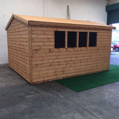 Garden Sheds Sizes by Garden Sheds And Summer Houses Made To Order Any Size Or Spec Dudley Dudley