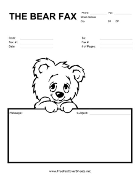 cute printable fax cover sheets cute fax cover sheet at freefaxcoversheets net