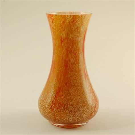Orange Vases Uk by Nazeing Orange Yellow Waisted Vase