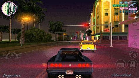 grand theft auto vice city apk full + data + mod v1.0.7