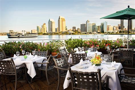 steak house san diego bayside dining at the coronado ferry landing san diego travel blog