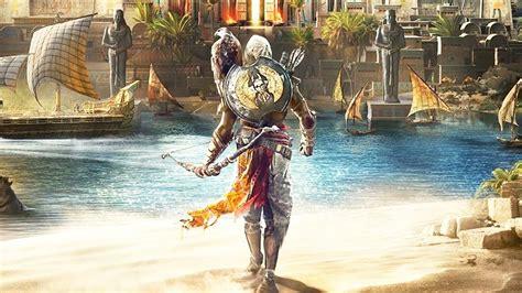 assassins creed origins 0744018609 assassin s creed origins im test die perfektion einer formel gamestar