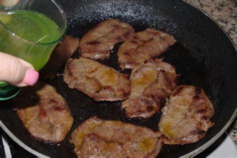 come cucinare le fettine di vitello come cucinare le fettine di vitello in padella idea di casa