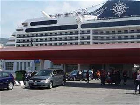 parcheggio porto genova msc terminal genova crociere msc viaggia con l ale