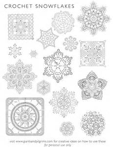 how to crochet snowflake patterns 33 amazing diy patterns for you patterns hub